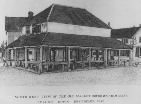The Old Market House