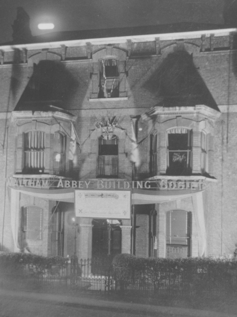 Waltham Abbey Building Society